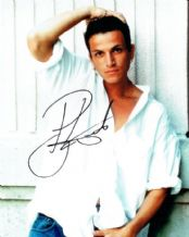 Peter Andre Signed Photo